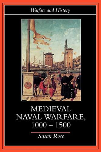 9780415239776: Medieval Naval Warfare 1000-1500