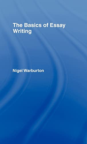 9780415239998: The Basics of Essay Writing