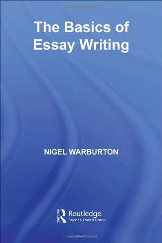 9780415240000: The Basics of Essay Writing