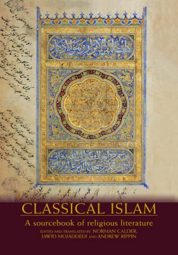 9780415240321: Classical Islam: A Sourcebook of Religious Literature
