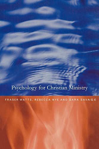 9780415240376: Psychology for Christian Ministry