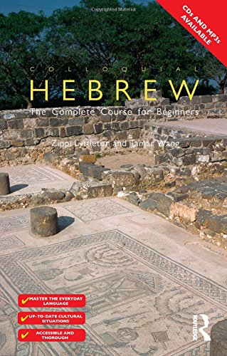 9780415240482: Colloquial Hebrew (Colloquial Series)