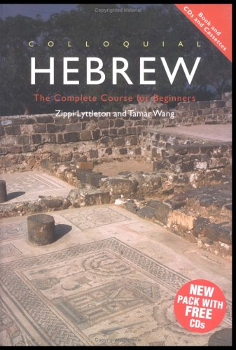 9780415240505: Colloquial Hebrew: The Complete Course for Beginners