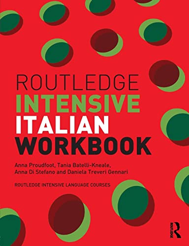 9780415240796: Routledge Intensive Italian Workbook (Routledge Intensive Language Courses)