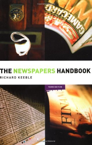 9780415240833: The Newspapers Handbook (Media Practice)