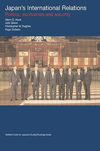 9780415240987: Japan's International Relations: Politics, Economics and Security (Sheffield Centre for Japanese Studies/Routledge Series)