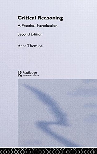 9780415241199: Critical Reasoning: A Practical Introduction