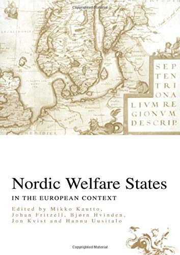 9780415241618: Nordic Welfare States in the European Context