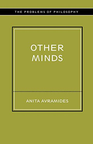 9780415241939: Other Minds (Problems of Philosophy)