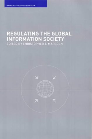 9780415242172: Regulating the Global Information Society (Routledge Studies in Globalisation)