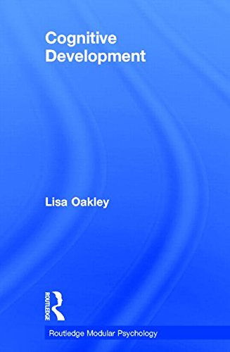 9780415242349: Cognitive Development (Routledge Modular Psychology)