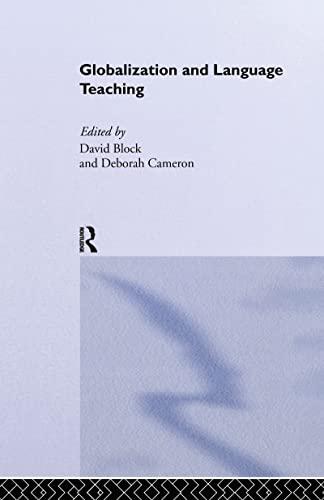 9780415242752: Globalization and Language Teaching