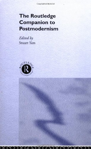 9780415243070: The Routledge Companion to Postmodernism (Routledge Companions)