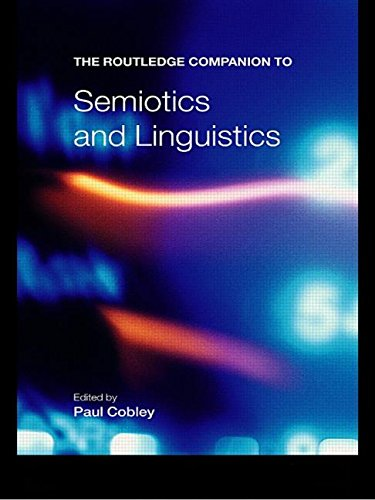 9780415243148: The Routledge Companion to Semiotics and Linguistics (Routledge Companions)
