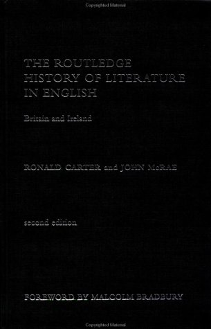 9780415243179: The Routledge History of Literature in English: Britain and Ireland