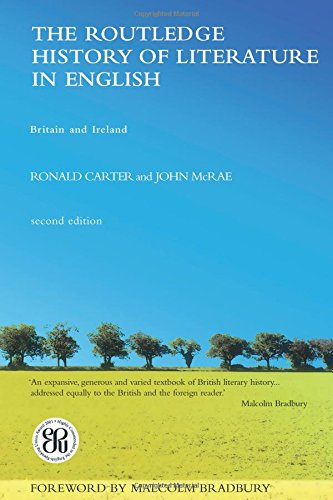 9780415243186: The Routledge History of Literature in English: Britain and Ireland