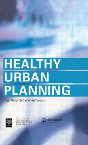 9780415243278: Healthy Urban Planning