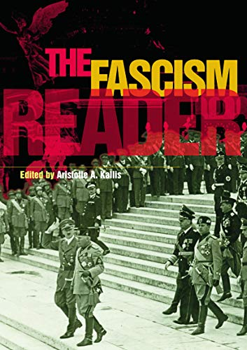 9780415243599: The Fascism Reader (Routledge Readers in History)
