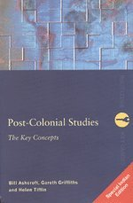 9780415243605: Post-Colonial Studies: The Key Concepts (Routledge Key Guides)