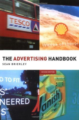 9780415243926: The Advertising Handbook (Media Practice Series)