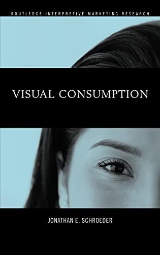 9780415244244: Visual Consumption (Routledge Interpretive Marketing Research)