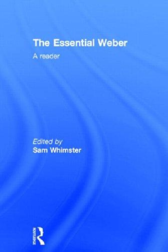 9780415244268: The Essential Weber: A Reader