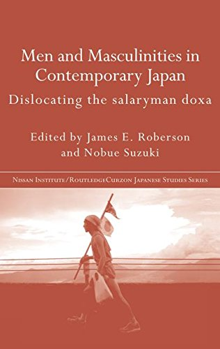 9780415244466: Men and Masculinities in Contemporary Japan: Dislocating the Salaryman Doxa (Nissan Institute/Routledge Japanese Studies)