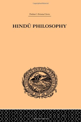 9780415245197: Hindu Philosophy: The Sankhya Karika of Iswara Krishna (Trubner's Oriental Series) (Volume 34)