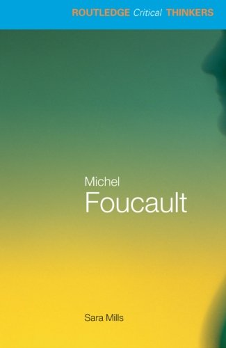 9780415245692: Michel Foucault (Routledge Critical Thinkers)