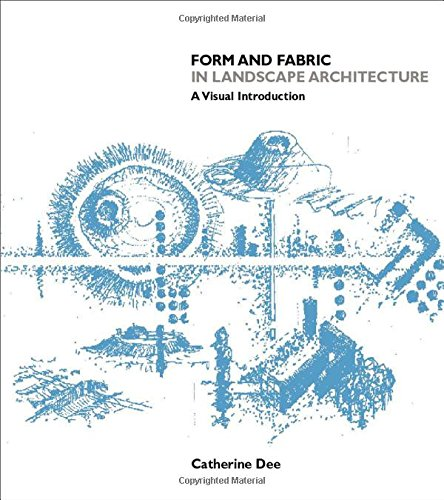 9780415246378: Form and Fabric in Landscape Architecture: A Visual Introduction