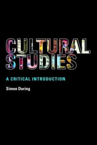 9780415246576: Cultural Studies,A Critical In: A Critical Introduction