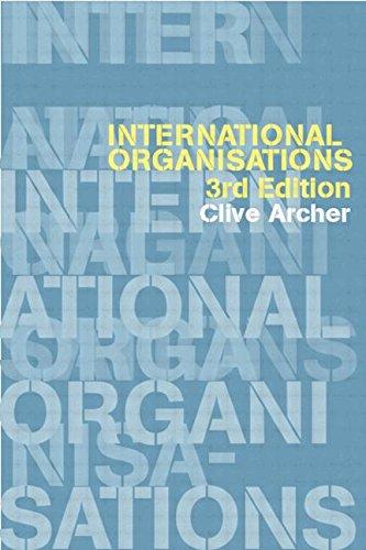 9780415246903: International Organisations