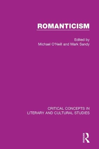 Romanticism:Crit Concepts V1 (0415247233) by Michael O'Neill