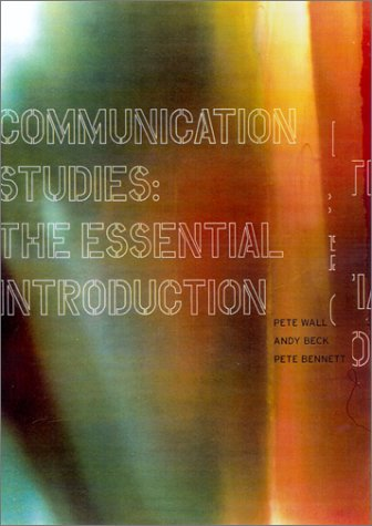 9780415247528: AS Communication Studies: The Essential Introduction