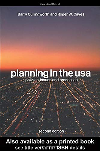 9780415247887: Planning in the USA: Policies, Issues and Processes