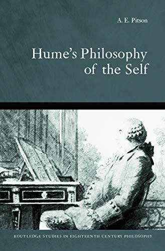 9780415248013: Hume's Philosophy Of The Self (Routledge Studies in Eighteenth-Century Philosophy)
