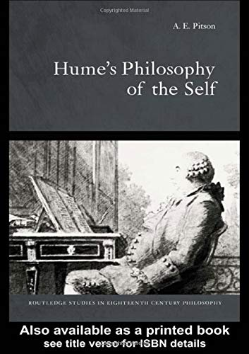 9780415248020: Hume's Philosophy of the Self (Routledge Studies in Eighteenth-Century Philosophy)