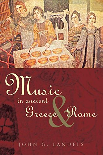 9780415248433: Music in Ancient Greece and Rome