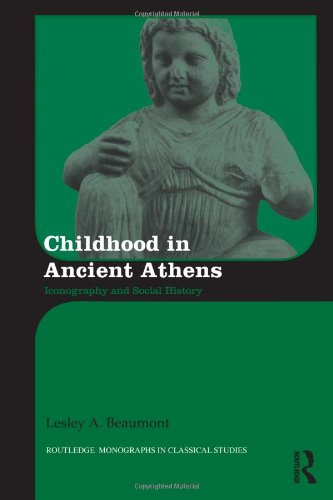 9780415248747: Childhood in Ancient Athens: Iconography and Social History (Routledge Monographs in Classical Studies)