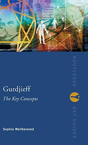 9780415248976: Gurdjieff: The Key Concepts (Routledge Key Guides)