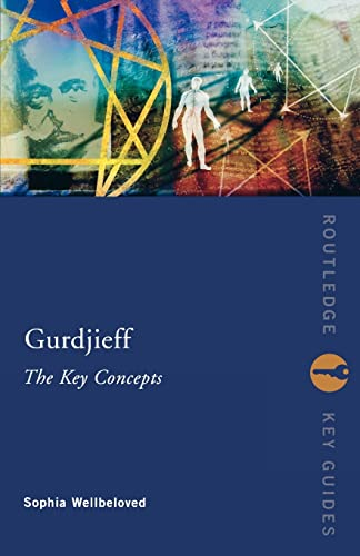 9780415248983: Gurdjieff: The Key Concepts (Routledge Key Guides)