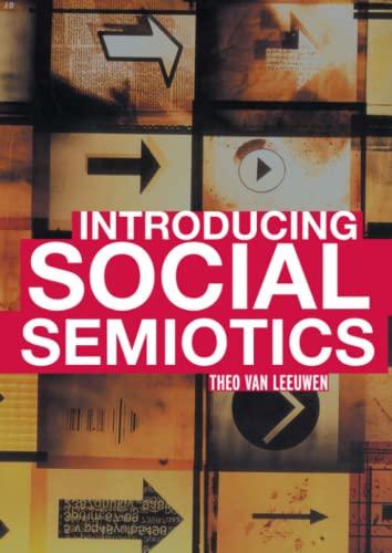 9780415249447: Introducing Social Semiotics: An Introductory Textbook