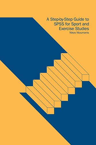 9780415249782: A Step-by-Step Guide to SPSS for Sport and Exercise Studies