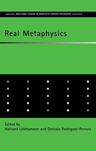 9780415249812: Real Metaphysics (Routledge Studies in Twentieth-Century Philosophy)