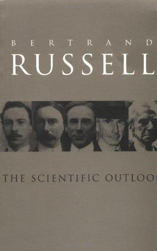 9780415249973: The Scientific Outlook