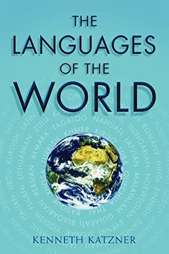The Languages of the World: Kenneth Katzner