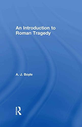 9780415251020: Roman Tragedy