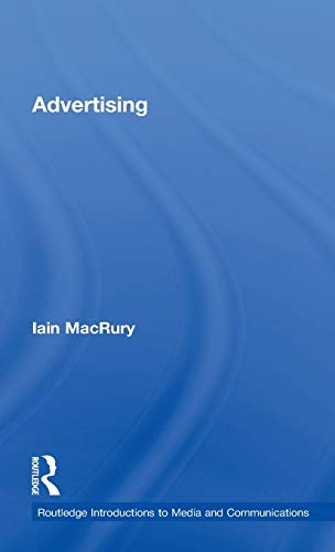 9780415251259: Advertising (Routledge Introductions to Media and Communications)