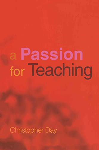 9780415251792: A Passion for Teaching