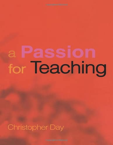 9780415251808: A Passion for Teaching